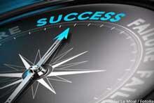 Foto Erfolgskompass