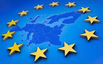 Foto Europakarte